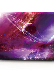 "Case for Macbook 13"" Macbook Air 11""/13"" Macbook Pro 13"" MacBook Pro 13"" with Retina display Color Gradient Plastic Material Beautiful Planet Pattern"