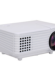 P850 LCD Proyector de Home Cinema WVGA (800x480) 800 LED 16:9 & 4:3
