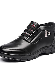 Men's Oxfords Fall / Winter Others Sheepskin Outdoor / Office & Career / Casual Flat Heel Others Black / Brown Others