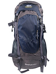 60 LRandonnée pack Etui pour portable Sac de Randonnée Voyage Duffel Organisateur Voyage Cadres Interieurs de Sacs à dos sac à dos Sac à