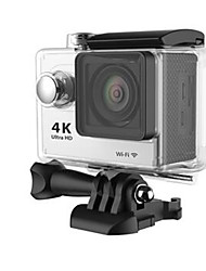 H9 Action Kamera / Sport-Kamera 14MP 4000 x 3000 Wifi / Wasserdicht / Einstellbar / Kabellos 30fps 4X ± 2 EV 2 CMOS 32 GB H.264