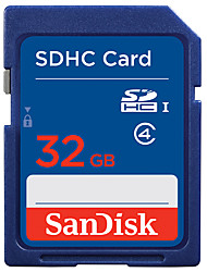 Sandisk 32GB SD Card memory card Class4