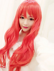 Lolita Wigs Sweet Lolita Lolita Long Red Lolita Wig 75 CM Cosplay Wigs Wig For Women