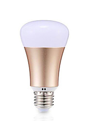 E27 85v-265v 5W Mobile Phone APP Control Colorful Color Dimming Light Music Intelligent WiFi Bulb