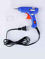 The Crab Kingdom Model Making Tools Hot Melt Glue Gun Small Glue Gun Mini Hot Melt Glue Gun Necessary Glue Guns