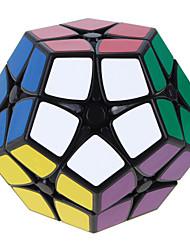 Shengshou® Cube velocidade lisa 2*2*2 / MegaMinx Velocidade / profissional Nível Cubos Mágicos Preta / Branco Etiqueta lisa FengAnti-pop