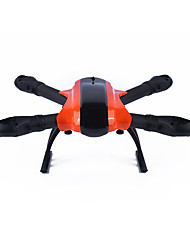 Drone RC 480 4 Canaux 2 Axes 2.4G Quadrirotor RC FPV Quadrirotor RC Noir / Blanc / Orange