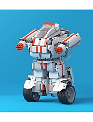 originais bloco de construção Xiaomi robô de controle remoto telefone inteligente controle remoto construção brinquedos magformers 3d app