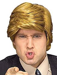 2016 американские президентские выборы гоп износ волос косплей естественная волна блондинку парик теплостойкость парик партии