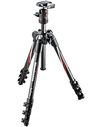 Manfrotto Tripod Carbon Fiber Able Mkbfrc4 - Bh Series with  Four Section Carbon Fiber Tripod
