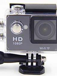 N9 Action Kamera / Sport-Kamera 20MP 4608 x 3456 Wifi / Einstellbar / Kabellos / Weitwinkel 30fps nein ± 2 EV nein CMOS 32 GB H.264