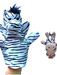 Animal Zebra Parent-Child Hand Even Occasional Zebra Big Hand Couple  Zebra Little Finger Even Parent-Child Group