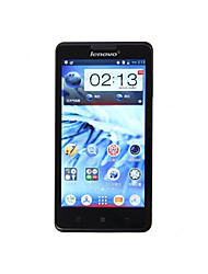 "Lenovo P780 5.0 "" Android 4.2 Smartphone 3G ( Double SIM Quad Core 8 MP 1GB + 4 GB Gris )"