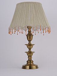 Restoring ancient ways to the bedroom to plating cloth art desk lamp study decoration 5WLED light source