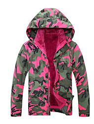 Tenue de Ski Coupe-vent Enfant Tenue d'Hiver Coton Vêtement d'Hiver Etanche Garder au chaud Pare-vent Anti statiquePrintemps Automne