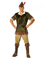 Indian Festival/Holiday Costumes Top / Pants / Headwear Male Polyester