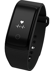 A09 Smart BraceletLong Standby / Calories Burned / Pedometers / Health Care / Sports / Heart Rate Monitor / Touch Screen / Distance