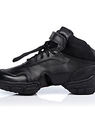 Sapatos de Dança(Preto) -Feminino-Não Personalizável-Moderna