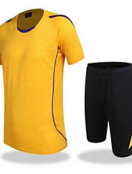 Sports Men's Long Sleeve Soccer Clothing Sets/Suits Waterproof / Breathable / Thermal / Warm / Quick Dry / Windproof / Front ZipperLake