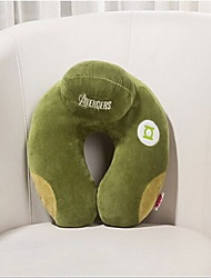 1 pcs Cotton Polyester Travel Pillow,Nature Modern/Contemporary