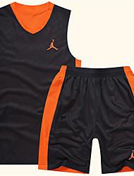 Ademend / Sneldrogend-Mouwloos-Heren-Recreatiesport / Badminton / Basketbal / Hardlopen-Pakken/Kledingsets