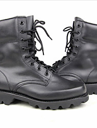 Men's Boots Comfort Leather Casual Black