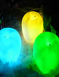Simulation Apple Light Colorful Flash Color Gifts On Christmas Eve A Night Light Random Color