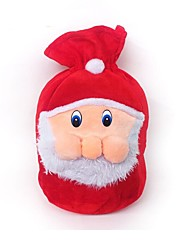 Christmas Gift Bag Santa Claus Candy Gift Bag Super Soft Christmas Decoration Supplies