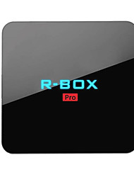 r-box pro android 6.0 caixa de Smart TV 4K hd 2g ram 16g rom núcleo octa s912 Amlogic Bluetooth 4.0