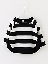 Girl Casual/Daily / Sports Color Block Sweater & Cardigan,Cotton Winter / Fall Long Sleeve Regular