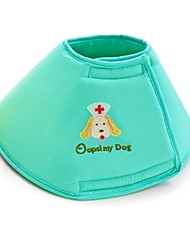 Cute Sponge Protective Pets Collar  for Medical Use Health Care (Assorted Sizes and Colours)