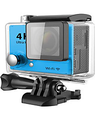 GH2 Action Kamera / Sport-Kamera 14MP 4000 x 3000 Wifi / Wasserdicht / Einstellbar / Kabellos 30fps 4X ± 2 EV 2 CMOS 32 GB H.264