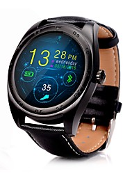 Smart Watch MTK2502 Bluetooth Gesture Call Message Reminder Heart Rate Monitor Smartwatch For Apple Huawei Android IOS Phone