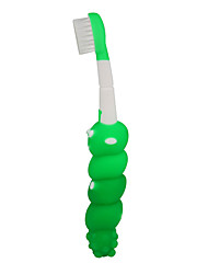 Power Toothbrushes Cruelty Free / Unscented Children Green ABS