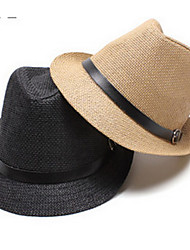 Sir Man hat Sun hat Leather buckle hat Breathable / Comfortable  BaseballSports