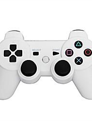 Contrôleur et le chargeur câble sans fil bluetooth 6 axes pour Sony jeu console PS3 (couleurs assorties)