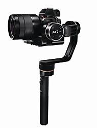 mg Lite anti-shake estabilizado cardan para câmeras mirrorless (fácil ajuste do balanço)