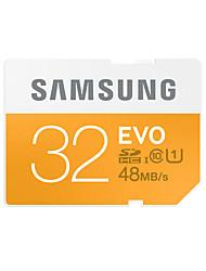 Samsung 32 Гб SD-карта карта памяти UHS-1 Class10 EVO
