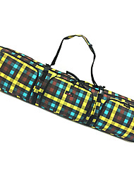 Unisex Multifunctional 30L L Ski & Snowboard Pack Yellow Light Blue Chocolate