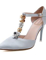 Damen-High Heels-Outddor-PUOthers-Schwarz / Grau