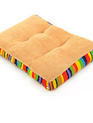 Dog Bed Pet Blankets Multicolor Cotton