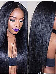 Kinky Straight Weave 18inch Italian Yaki Straight Hair Weave Straight Extensions for Black Women Toyokalon 20 Strand 100g gram Hair 1pc