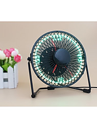 Nouveauté UF-240-07 130cm Clock Fan with Floating LED Time Display  145*168*115 Noir
