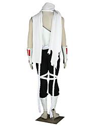 Inspiré par Naruto Cosplay Anime Costumes de cosplay Costumes Cosplay Couleur PleinePantalons / Châle / Gants / Ceinture / Garde-jambes /