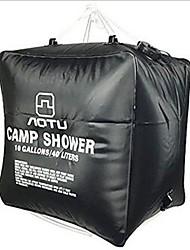 Trilha / Campismo / Viagem / Exterior Conveniência PVC Preto