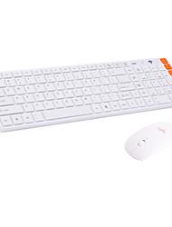 jogos de mesa teclado sem fio definido teclado sem fio do computador inteligente ou um terno