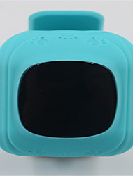 OLED Blue Children 'S Smart Watch GPS Positioning Anti - Lost Watches