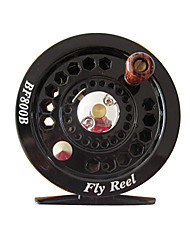 Anmuka Plastic Fishing Reel / Ice Fishing Reel Fly Reels / Trolling Reels 11 Freshwater Fishing / Trolling &