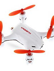 Drone Hubsan H002 4CH 6 Eixos 2.4G Quadcóptero RC Com Camera Quadcóptero RC / Cabo USB / Manual Do Usuário Vermelho