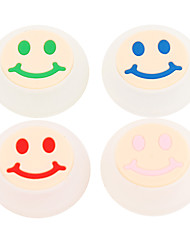 10pcs/lot Smile Face Silicone Cap Joystick Grip For PS4 PS3 Xbox 360 Xbox one Controller